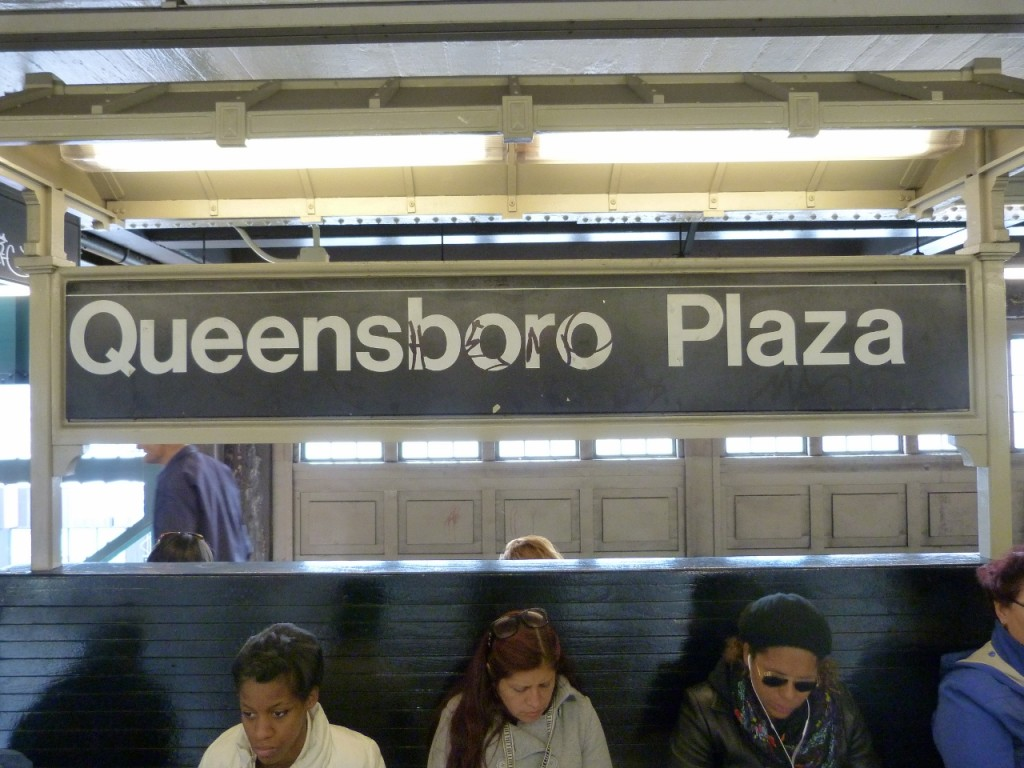 Queensboro Plaza, Queens Plaza, what's the difference?