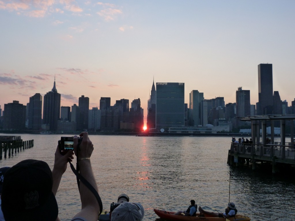 Sunsets, sunrises, great parks, we got it all in LIC