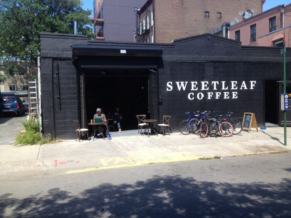 Costco maybe, but we, well Greenpoint, will alway have Sweetleaf