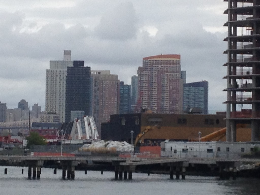 Likewise, LIC might get a lot closer for Greenpoint