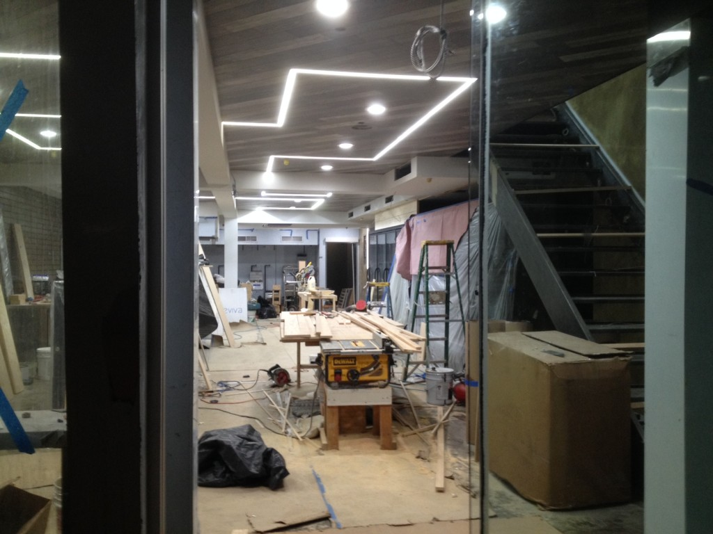 E & I Deli expansion, not quite ready for prime time