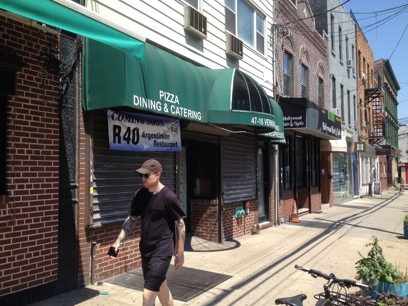 Argentinian Restaurant R40 Coming To Vernon Blvd In Lic