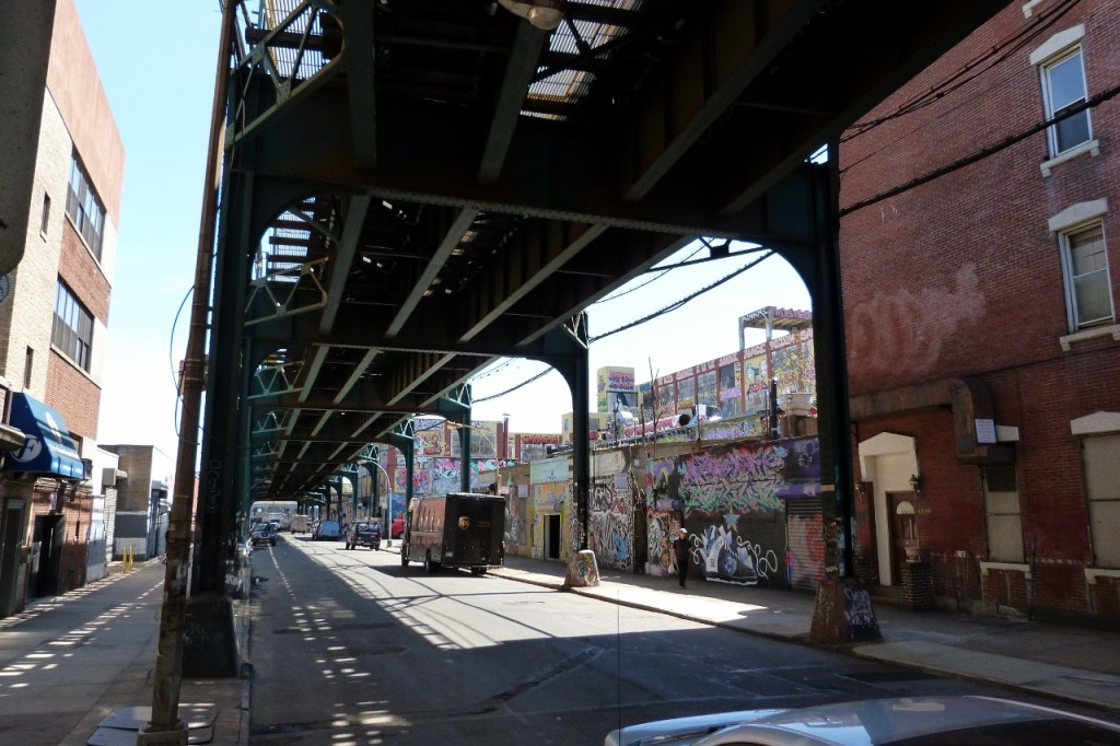 A new end of the line for the 7-train, and for 5Pointz