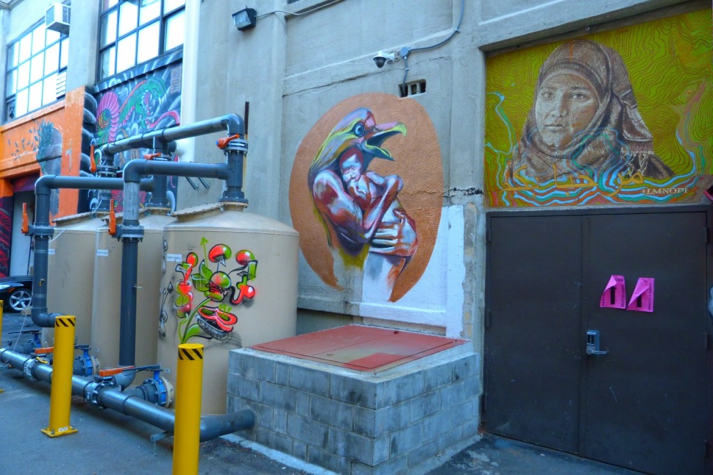 The new 5Pointz on 43rd Ave and 21st Street