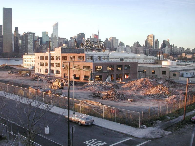 01 Pepsi Demolition