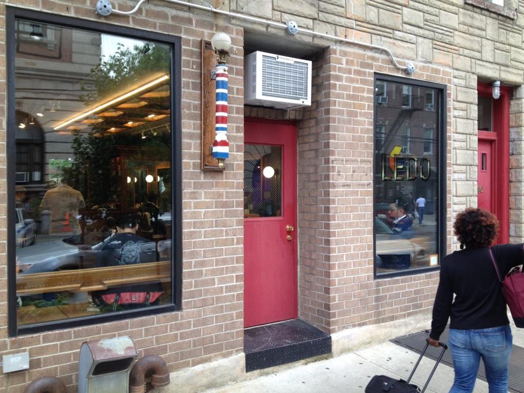 Poke is out, haircuts at Ledo are in