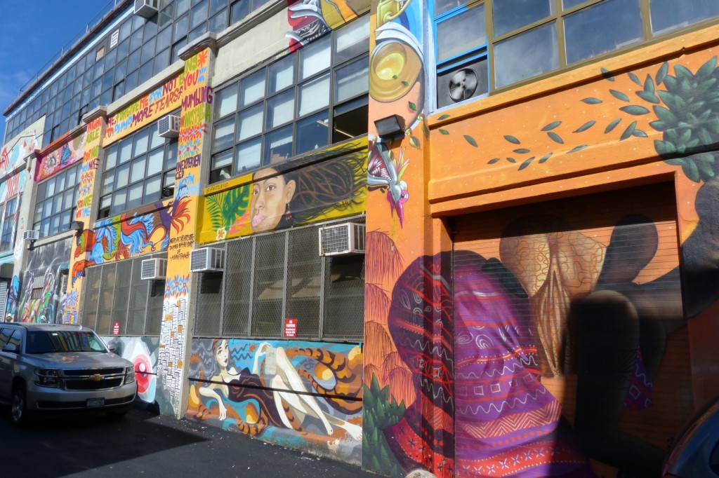 Nice, but not quite 5Pointz