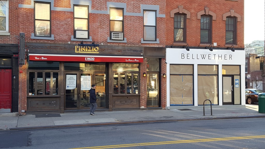 LIC now has a Restaurant Row, or corner anyway