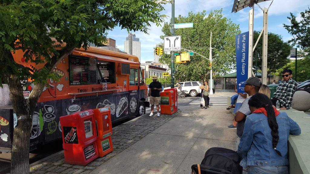 Taco truck Long Island City