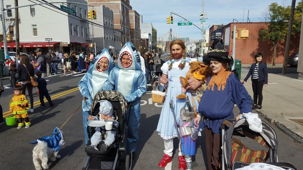 Halloween Parade Long Island City 2019