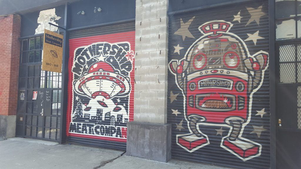 Mothership Meat Company LIC