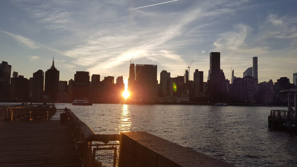 Long Island City waterfront