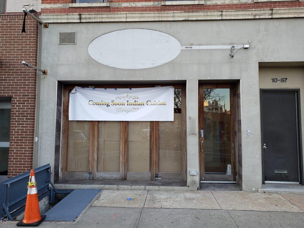 Indian restaurant Long Island City