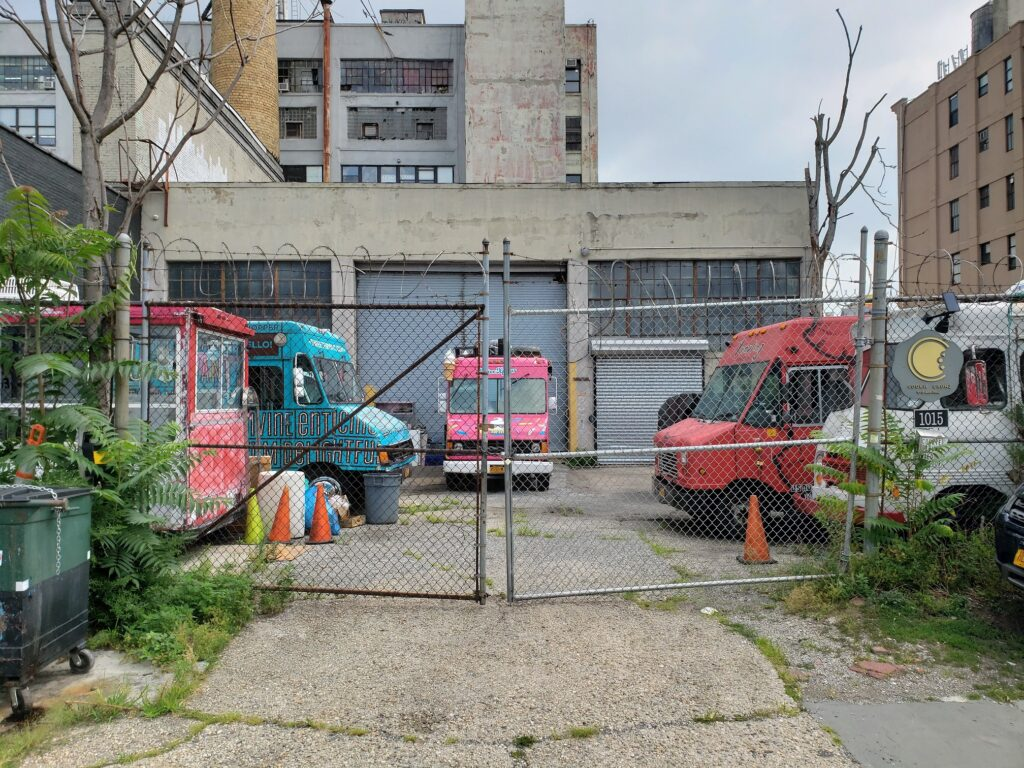 Food Truck Depot Long Island City