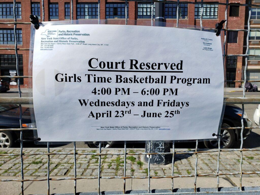 Girls Basketball Long Island City