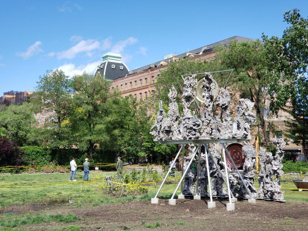 Socrates Sculpture Park LIC