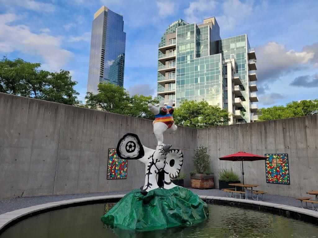Niki de Saint Phalle MoMA PS1